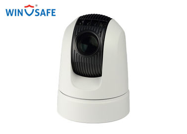 "ประเทศจีน AC3 HD-SDI 30X 20X Rugged Surveillance Camera 1/2.8"" CMOS Wide Voltage โรงงาน"