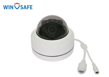 "ประเทศจีน 2.5"" Mini 2.0 Megapixel IP66 HD PTZ Dome Camera Metal Shell 3X 20M IR Distance โรงงาน"